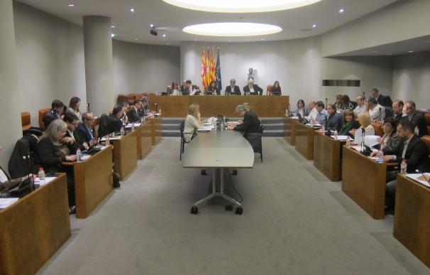 La Diputación de Barcelona muestra su apoyo institucional al acuerdo de paz de Colombia