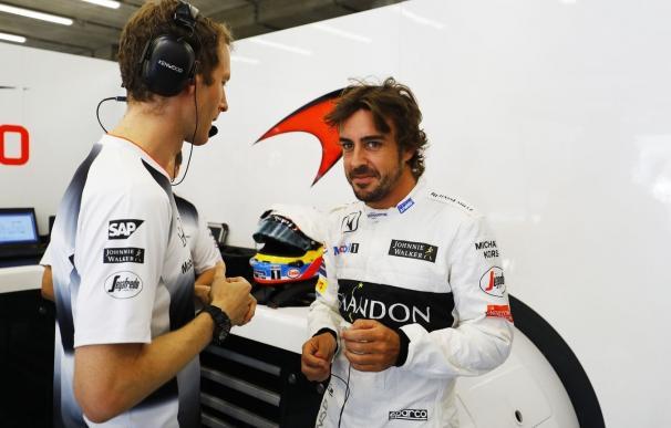 """Alonso: """"Vamos a penalizar para afrontar lo que queda con más seguridad"""""""