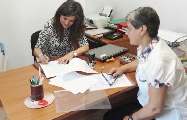 La Junta destina este curso cerca de un millón de euros a las escuelas hogar de la provincia