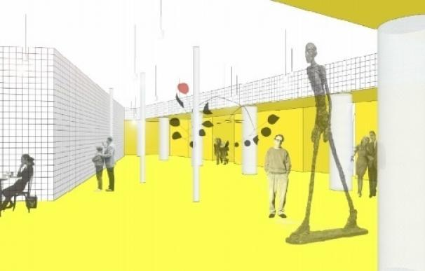 """La Plaza de Abastos se transformará en un espacio """"moderno"""" en tres meses"""