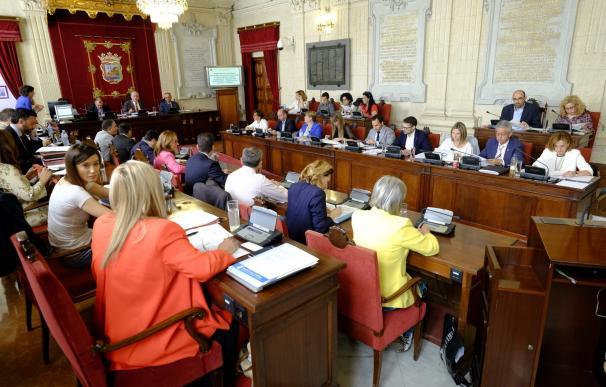 El futuro de los terrenos de Repsol, Onda Azul, el hotel del puerto y Limasa, a debate en el pleno de Málaga