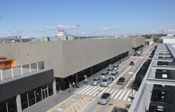 El Aeropuerto de Girona transportará a dos millones de viajeros en 2017, un 18% más