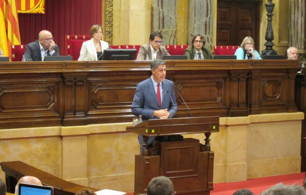 "Albiol (PP) a Puigdemont: ""Ni usted ni nadie convocará un referéndum ilegal"""