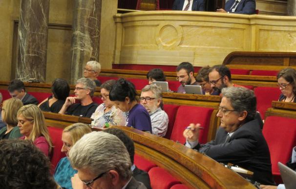 """Gabriel (CUP) se abre a negociar los Presupuestos pero sin """"carta blanca"""" al Govern"""