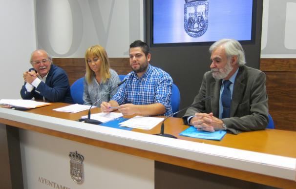 16 comercios participan en el I Concurso de Fachadas del Oviedo Antiguo