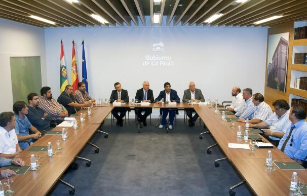 Gobierno riojano y Asociación Promoción Gitana dan impulso definitivo al I Plan de la Población Gitana en La Rioja