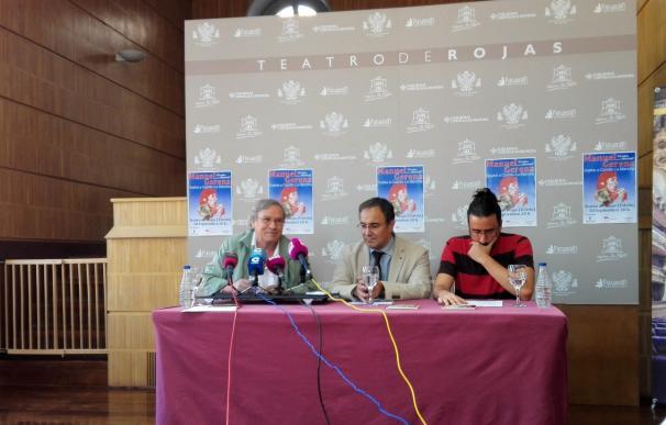 El Rojas de Toledo acoge este viernes el regreso de Manuel Gerena con el espectáculo '50 años por la libertad'