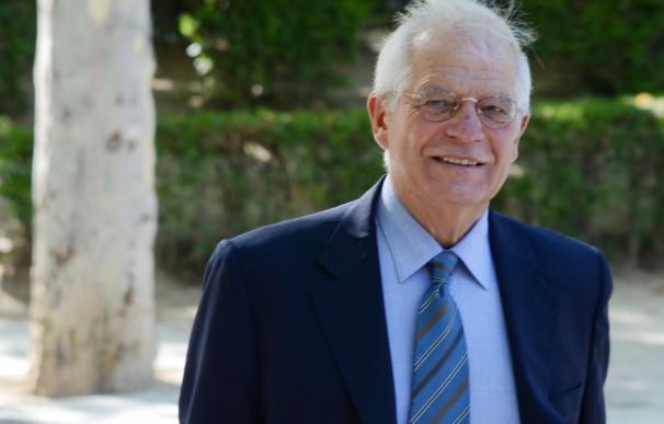 Borrell apuesta por un Congreso Federal, no por una gestora y defiende a Pedro Sánchez