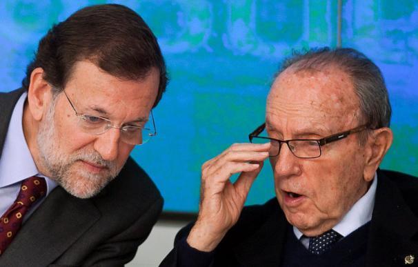 El día que Rajoy, Aznar y Fraga vivieron en el PP la misma crisis que sufre hoy el PSOE