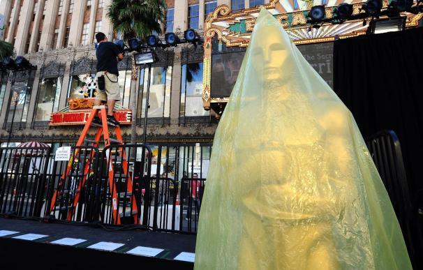 Tintín, DiCaprio y Michael Fassbender, los damnificados de los Óscar 2012