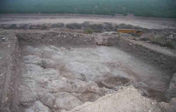 Arqueólogos de la UMU localizan los restos de un templo romano en el yacimiento albaceteño del Cerro de los Santos