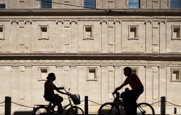 España ya duplica el aumento medio de los viajes en bicicleta en las calles urbanas del mundo.