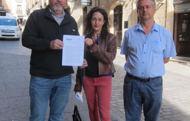 Equo presenta alegaciones contra la mina de uranio en Retortillo-Santidad (Salamanca)