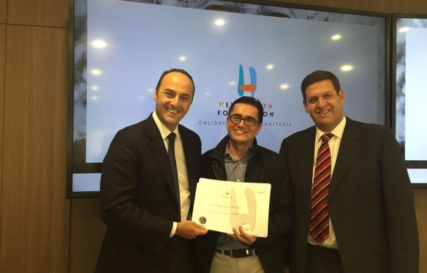 Dos organizaciones colombianas reciben certificados Newpalex por desarrollar cuidados paliativos según un método español