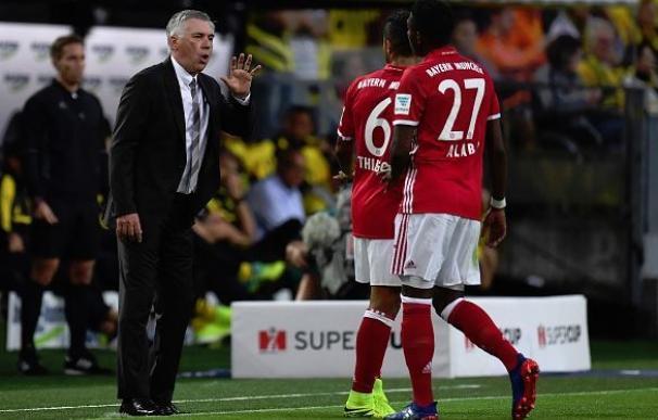 """Zasca de Ancelotti al Madrid: """"El Bayern es una familia, otros clubes son un negocio"""""""