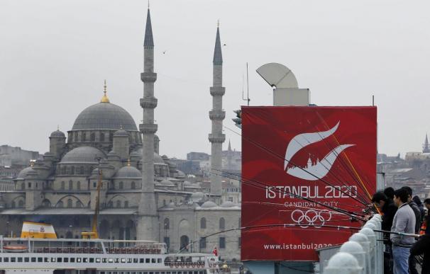 Estambul argumenta su juventud y su dinamismo para lograr los Juegos de 2020