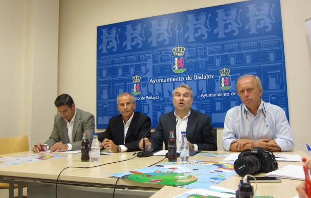 Las Escuelas Deportivas Municipales de Badajoz ofertan este curso casi 6.000 plazas en 25 modalidades
