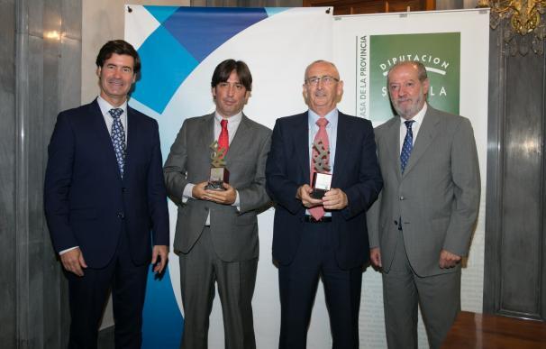 Aljarafesa y Gabitel Ingenieros, premios 2016 de Responsabilidad Social Empresarial