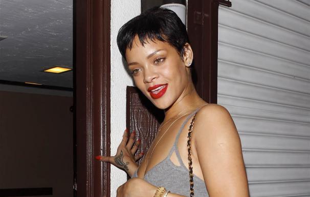 Rihanna no quiere a Karrueche Tran en su fiesta