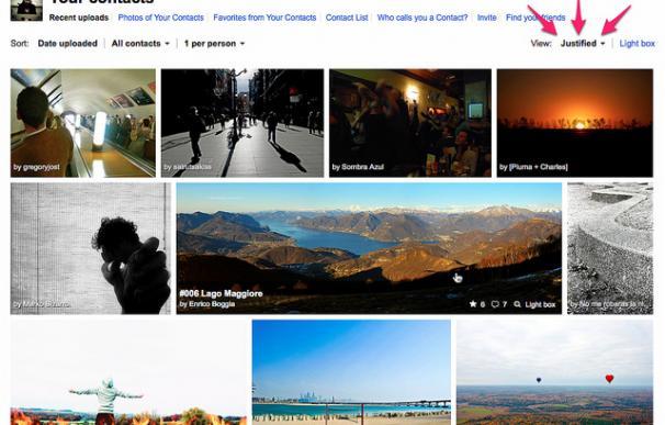 Flickr estrena nueva imagen