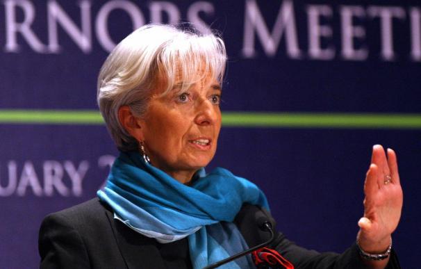 Lagarde dice que durante años Grecia y bancos fueron demasiado complacientes