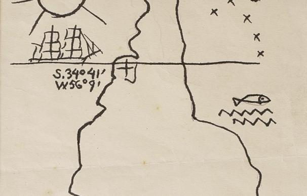 Expertos interpretarán el trabajo y el tiempo del artista uruguayo Joaquín Torres-García en el Museo Picasso