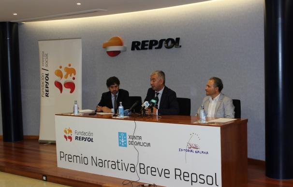 La novela 'Nordeste', del compostelano Daniel Asorey, gana el x Premio de Narrativa Breve Repsol