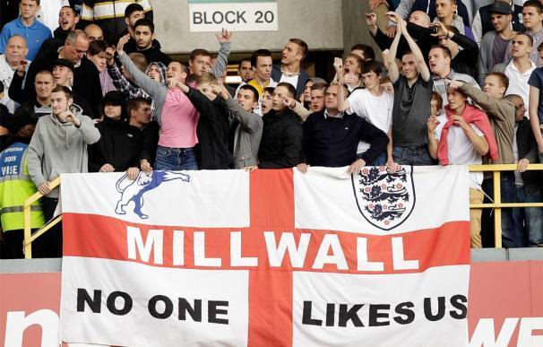 Millwall - West Ham: la historia del derbi más violento de Inglaterra