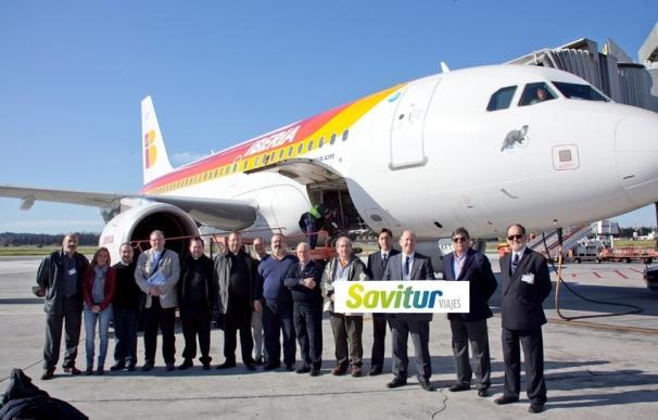 Iberia realizó un total de 130 operaciones especiales en 2011