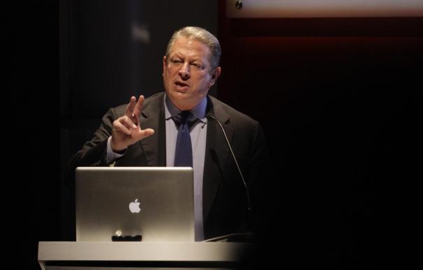 """Al Gore señala a Sandy como una """"perturbadora señal"""" del cambio climático"""