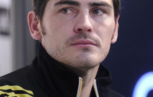 """Casillas: """"Rompo una lanza a favor de los horarios como el del domingo ante el Rayo Vallecano"""""""