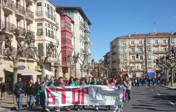 CEAPA recurre el decreto de 'reválidas' ante la Audiencia Nacional y llama a los padres a la huelga del 26 de octubre