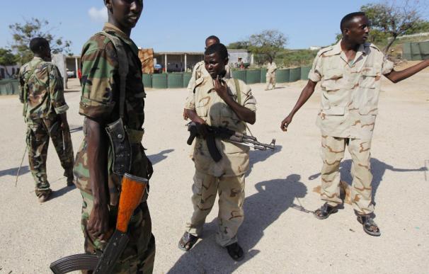 Human Rights Watch denuncia un incremento de los niños soldados en Somalia