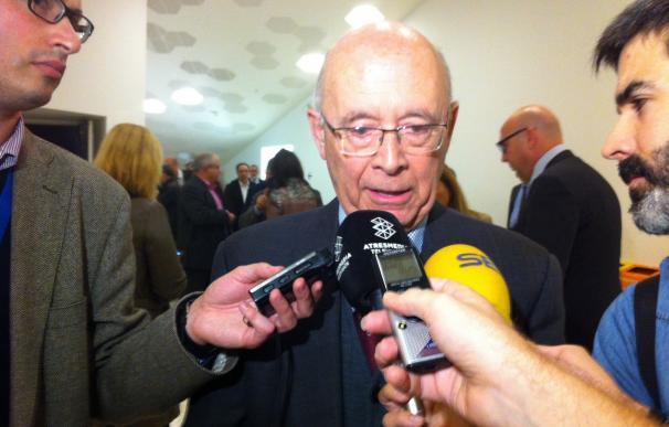 Joan Rigol deja la presidencia del Consell Nacional de Demòcrates de Catalunya