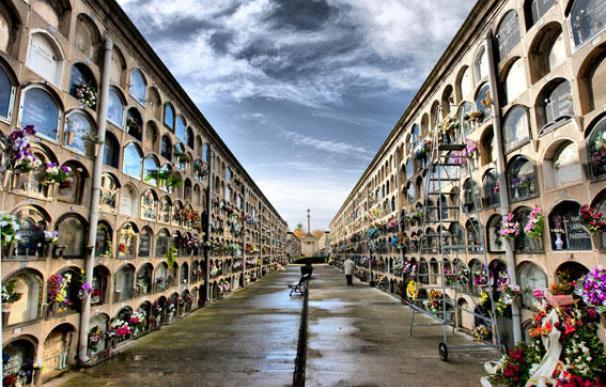 Cementerio del Poblenou de Barcelona