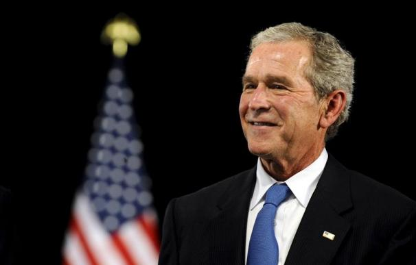 """Bush afirma que pasó a ser """"un presidente en tiempo de guerra"""" tras el 11-S"""