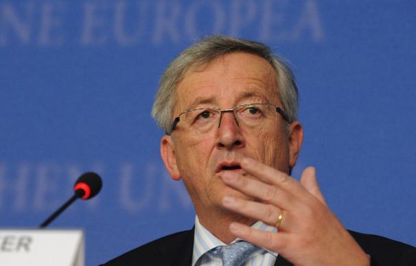 Juncker culpa a las Comunidades del incumplimiento del déficit español