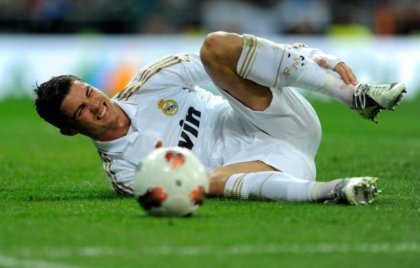 Cristiano Ronaldo, Oscar al mejor 'piscinero' del planeta fútbol para los estadounidenses