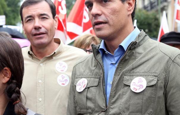 """Sánchez acusa a Mas de dar """"un nuevo paso hacia la ruptura de la sociedad"""""""