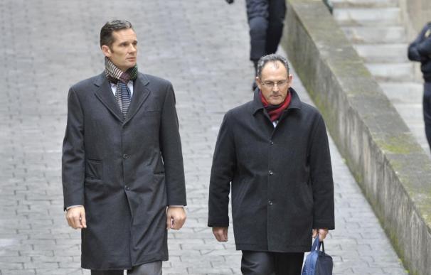 """El Duque gastó unos 7.000 euros para """"ordenar"""" los mails de la causa"""