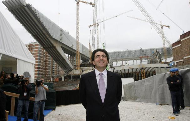 Calatrava pagará 3 millones por los fallos en el Palacio de Congresos de Oviedo
