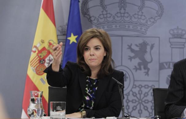 La Audiencia de Madrid confirma que el 'escrache' a la vicepresidenta por miembros de la PAH no fue delito