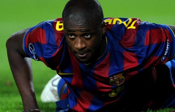 """El agente de Touré: """"Guardiola le dijo que dejaba el Barça por un equipo de m..."""""""