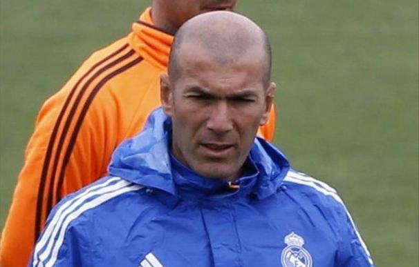 Suspensión cautelar para Zidane