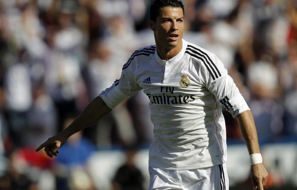 Cristiano Ronaldo ha marcado cuatro goles en los dos últimos partidos