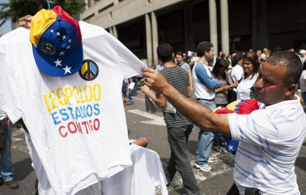 La oposición venezolana llama a otra marcha para el sábado