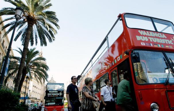 Los turistas extranjeros gastaron 2.686 millones en enero, un 8,6 por ciento más