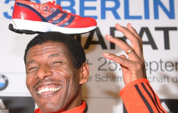 Gebrselassie participará en febrero en el Maratón de Tokio