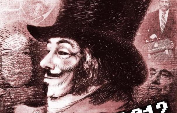 Anonymous celebra su propia entrega de premios para contraprogramar a los Goya