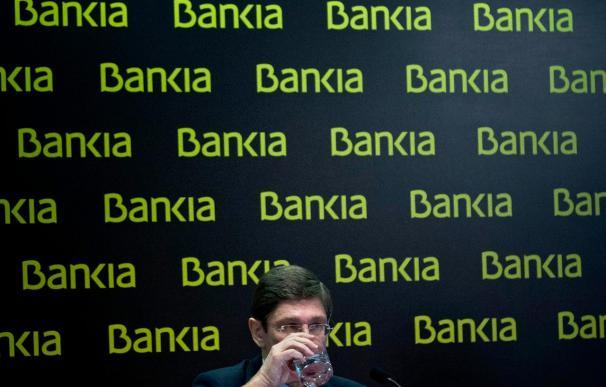 El Estado gana 136 millones con su primera venta de acciones de Bankia